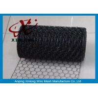 China Galvanized Hexagonal Wire Mesh PVC Coated Rabbit Wire Mesh Fence For Farm on sale