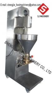 China High-efficiency meatball making machine, fish fine filter on sale