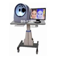 Small portable 2 specturm Facial Skin Scanner and Analyzer BS-1200P