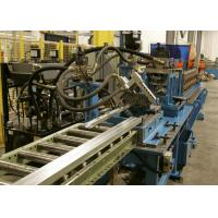 Drywall Metal Stud And Track Roll Forming Machine , portable cold roll forming machine