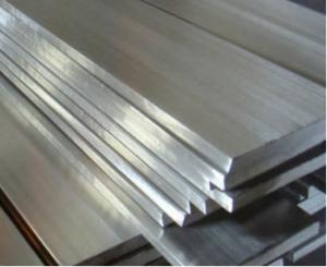 China Hot Dip Galvanized Steel Flat Bar With Grade DX51D Z275 Flat Bar Sizes on sale