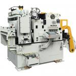 High Efficiency Punch Automatic Feeder Stock Width 50~600mm , Robot Feeding Device