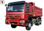 Sinotrucks 25 - Tons HOWO Heavy Tipper Forward Dump Truck For Sri Lanka