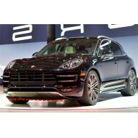 High Performance Auto Body Kits Bumper Skid Plates for Porsche Macan Turbo 2014