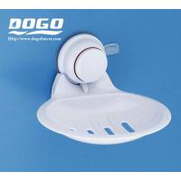 China Super suction cup soap shelf in white on sale