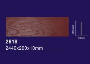 China Light Weight Polyurethane Foam Beams / Pu Fake Ceiling Beams Classic Type on sale