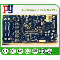 Multilayer PCB Printed Circuit Board HDI 8 Layers Immersion Gold Surface Finishing