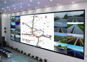 China P2.5 Seamless Led Video Wall Large-scale construction of command centers needs  small-pitch LED Video Wall on sale