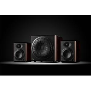 China 2.0 CH Professional Active Hifi Speakers with USB SD FM Radio and Remote Control on sale