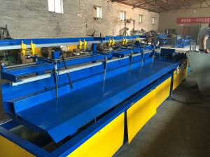 China Multi Function Chain Link Machine Fence Panel Machine With ISO / SGS Certificate  on sale