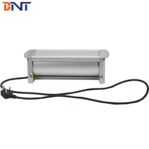 China 50 / 60 HZ Frequency With Various Configurations Aluminum Alloy Material Furniture Pop Up Outlet Connector on sale
