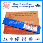 Stable Arc Cast Iron Welding Electrode
