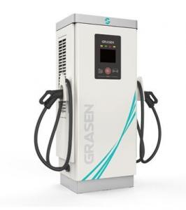 China Level 3 DC Fast Charger 150kW DC Electric Car Charger on sale