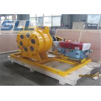 SH Series Rotary Hose Squeeze Pump Customize Color One Year Warranty