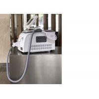 Two Handles SHR Hair Removal Machine / Skin Rejuvenation Equipment Germany Lamp