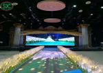 China High definition and brightness P6.25 SMD3528 full color usage led dance floor 1000mmx 500mm cabinet wholesale