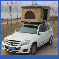 New Style Professional Hard Shell FiberglassCar Roof Top Tent