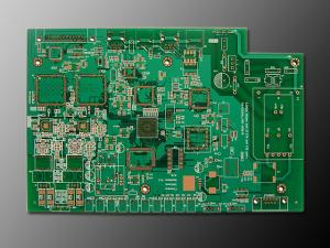 China CEM-3 0.1mm 2OZ 14 Layers PCB Flexible Printed Circuit Board Fabrication Lead Free Hasl on sale