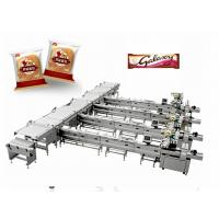China Multi - Function Sugar Chocolate Packaging Machine / Foil Wrapping Machine on sale