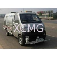 China Véhicules automatiques électriques de but spécial, équipement de nettoyage de la rue 1320L on sale
