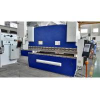 3.2M Long CNC Mechanical Press Brake Machine 125T Bending Capacity SS Processing