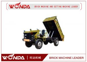 China Transport Cars Electric Mini Dumper Track Concrete In The Brick Production Line on sale