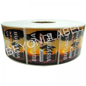 China Enrouler polychrome autour des labels faits sur commande d'allumeur pour l'emballage de cigarette on sale
