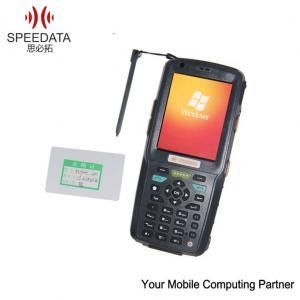 China SM-621B IP65 Rugged Windows MobileFingerprint Scanner with SIM Card Slot on sale