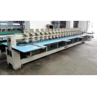 China Multipurpose Computerised Used Barudan Embroidery Machine 20 Heads on sale