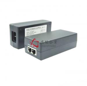 China 36Watt Max 12V 3A POE Adapters, 24V 1.5A, 48V POE Injector For Power Over Ethernet Equipment on sale