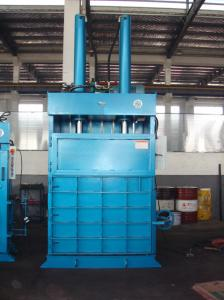 China used clothes baling press machine on sale