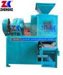 Zhengke brand top quality manganese ore powder briquette machine