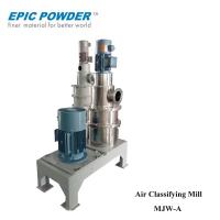 Laboratory Used Disk Mill Grinder , Aluminum Oxide Powder Micro Hammer Mill