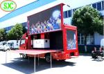 China 1R1G1B Mobile Truck LED Display P6 Full Color High Resolution SMD CE Approval wholesale