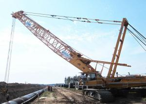China Durable Knuckle Boom Jib Hydraulic Crawler Crane For Lifting 180tons Goods on sale