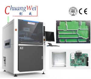 China In-line Automatic Stencil Printer SMT PCB Solder Paste Printing Machine on sale