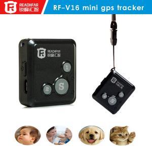 China mini gsm gps tracker,portable personal gps tracker,gps tracking and sos communicator on sale