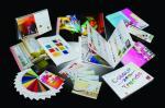Cartón de ensayo cosmético de los productos de la venta caliente