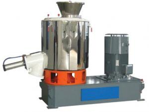 China SHR-500 Industrial Mixing Equipment , High Intensity Mixers For PVC / Resins on sale