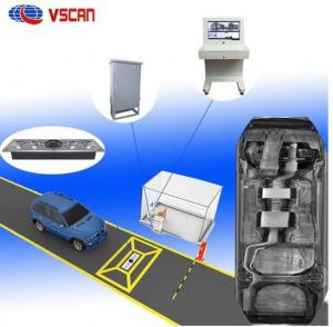China Alarm signal Under Vehicle Surveillance System to check vehicle security on border on sale