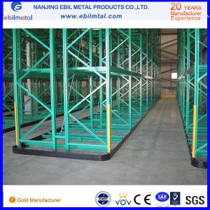 China VNA Pallet Racking / Powder Coated Very Narrow Aisle Pallet Racking customized sizes Heavy Duty Racking on sale