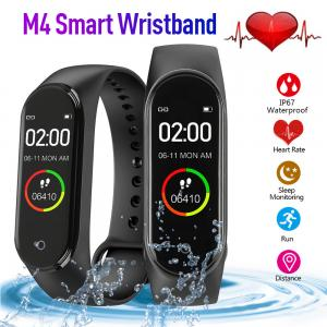 China Touch Screen Waterproof Blood Pressure Heart Rate Monitor Bracelet Fitness Tracker Sport Smartwatch on sale