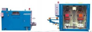 China 5HP Power Wire Twisting Machine , Electrical Wire Twister Automatic For Stainless Fiber Unit on sale