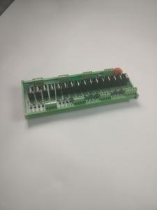 China 24V PLC Transistor Module , 16 Channel Relay Board Drive Control Switch on sale