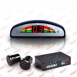 China Mini wireless 2 Parking Sensor Backup Warning Systems RS-610E-2M on sale