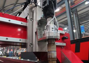 China Hypertherm Edge Pro CNC Plasma Cutting Machine 3D CNC Router Machine on sale