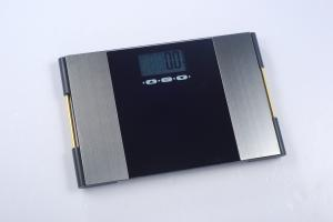 China Ultrathin Digital Body Fat Scales Body Fat Analyser Scales with Touch Button Operation on sale