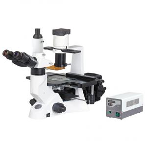 China Laboratory Inverted Tissue Culture Fluorescence Microscopy/Inverse Fluorescence Microscope on sale