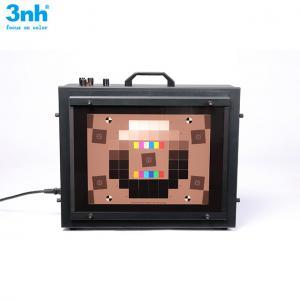 China T259000 3nh Laboratory Light Box High Illumination Adjustable Color Temperature Transmission Type on sale