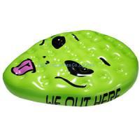 "Customized  Et Alien PVC Inflatable Pool Float 72"" x 27"""